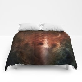 The screaming wall Comforters