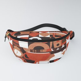 Coffee Story Fanny Pack