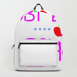 Back to School Hello 1st Day of school Backpack