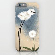 Snowy Stilted Plover iPhone 6s Slim Case