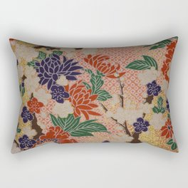 Origami Paper Rectangular Pillow