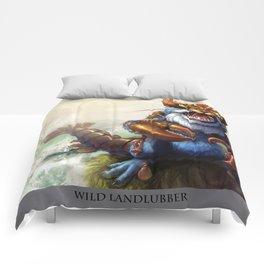 Wild Landlubber!~ Comforters