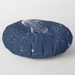 Star Eater Floor Pillow