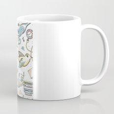 Twittering Tea Party Mug