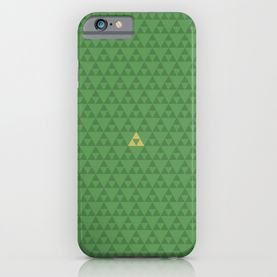 The Hero of Time iPhone & iPod Case