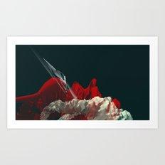 Out Series #013 Art Print