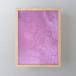 Veins Framed Mini Art Print