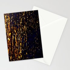 The golden tree Stationery Cards