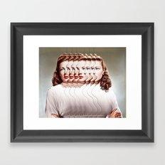 Duplicity (2014) Framed Art Print