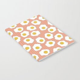 Eggs On Repeat Notebook