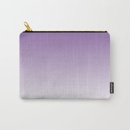 Lavender Ombre Carry-All Pouch