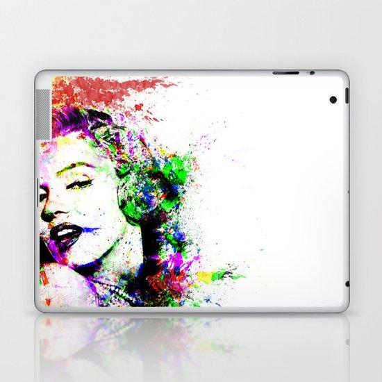 Monroe. Laptop & iPad Skin