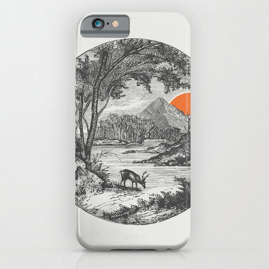 Another Day iPhone & iPod Case