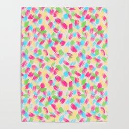 01 Loose Confetti Poster