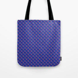 Stylized Diamonds Tote Bag
