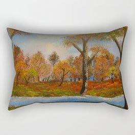 Autumnal Augur Rectangular Pillow