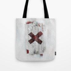 Cross my heart and hope .... Tote Bag