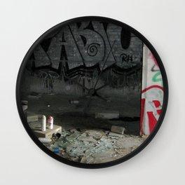 Demolished Providence Wall Clock