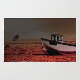 Deseert Boat Rug