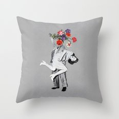 Romantic Savage Throw Pillow