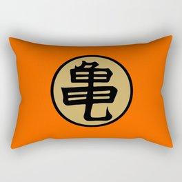 Kame kanji Rectangular Pillow