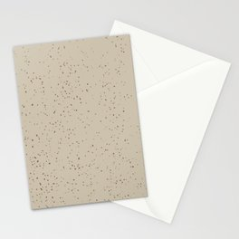Cement Wall Spackle Pattern Stationery Cards