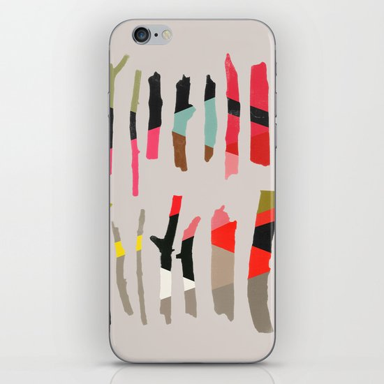 painted twigs 1 iPhone & iPod Skin