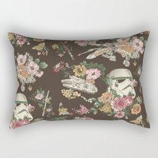 Botanic Wars Rectangular Pillow