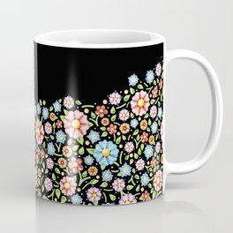 Millefiori Floral Horizon Coffee Mug