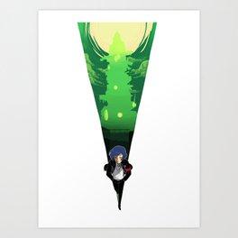persona 3 Art Print