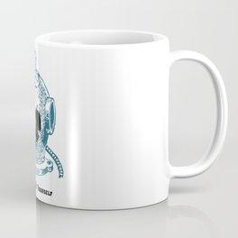 Always Be Yourself - Skull Deep Sea Diver Coffee Mug