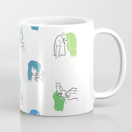Moods Coffee Mug