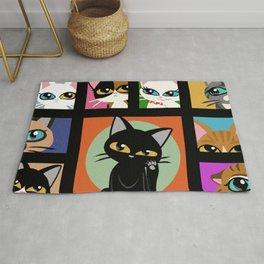 Kitties Rug