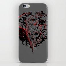 Minotaur iPhone & iPod Skin