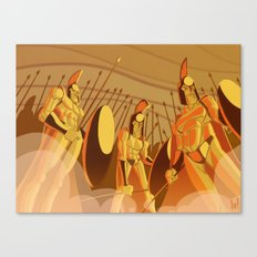 300 Canvas Print