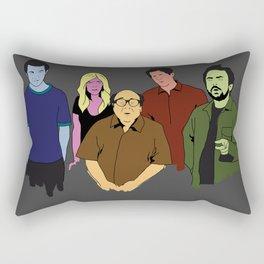 The Gang Rectangular Pillow