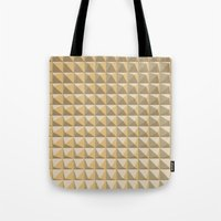 pyramid Tote Bags featuring pyramid by Ioana Luscov