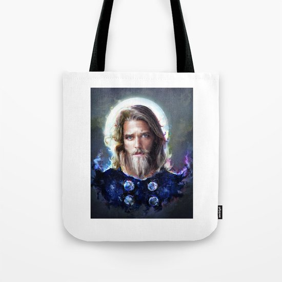 North God Tote Bag