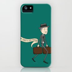 The Businessman iPhone (5, 5s) Slim Case