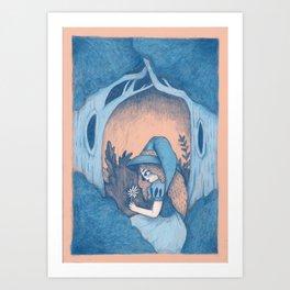 Natural Magic Art Print