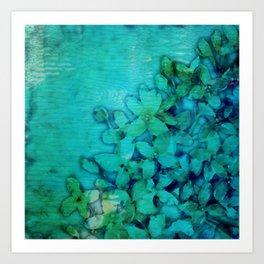 Lilac Hues Art Print