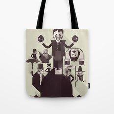dark man fan art Tote Bag