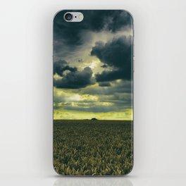 Tempestatem iPhone Skin