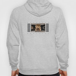 The monkey made me do it. Hoody