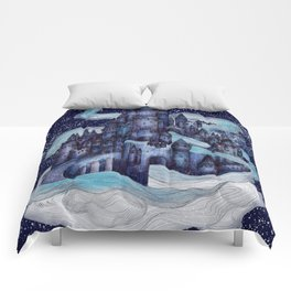Dream Castle Comforters