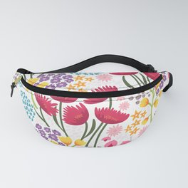 Spring blooms Fanny Pack