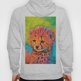 AnimalColor_Cheetah_003_by_JAMColors Hoody