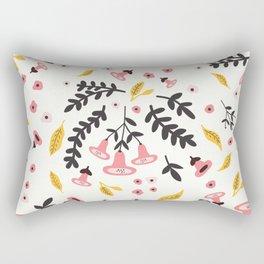 Scandi woodland Rectangular Pillow