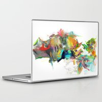 friend Laptop & iPad Skins featuring Dream Theory by Archan Nair