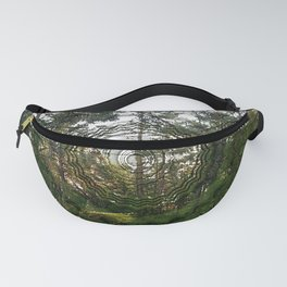 Spell of the forest fairies Fanny Pack